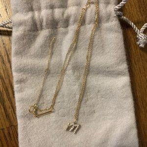 Kendra Scott fine jewelry M necklace